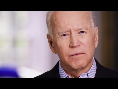Uncle Joe Biden Announces 2020 Run for President