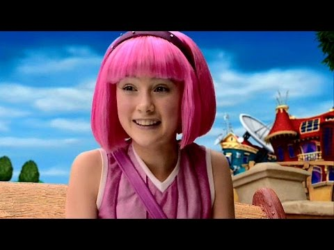 Lazy Town - Who is Who