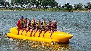 Отдых в детском спортивном лагере на море 2018 SPARTANECcamp