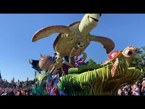Disney Stars On Parade | Disneyland Paris | Team Ferrancullo