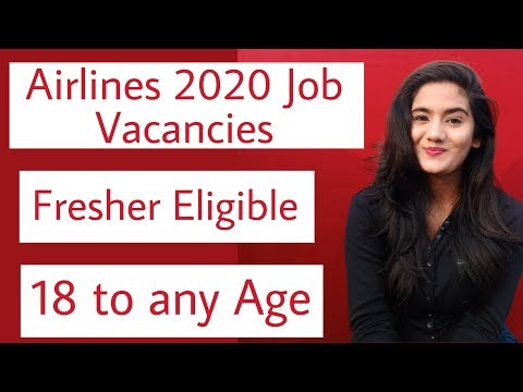 May 2020 Airlines Job Vacancies for Fresher Boys & Girls | FlyBig Ground staff latest Recruitment