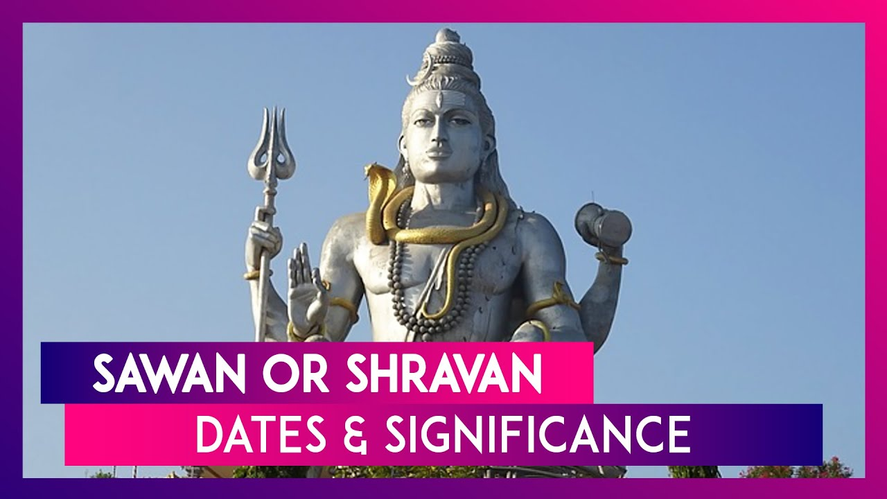 Sawan Month 2019: Know the Dates & Significance of Shravan Somvar Vrat