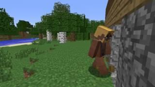 Дом на прокачку в Minecraft! №2 (Петух-Наркоман)