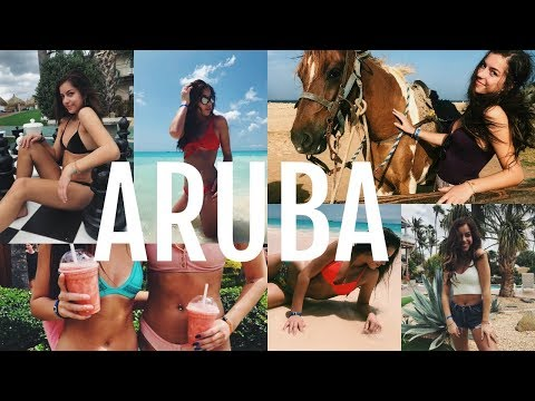 ARUBA VLOG//TRAVEL DIARY!!