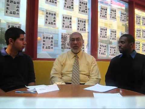 Laguardia Students Interview