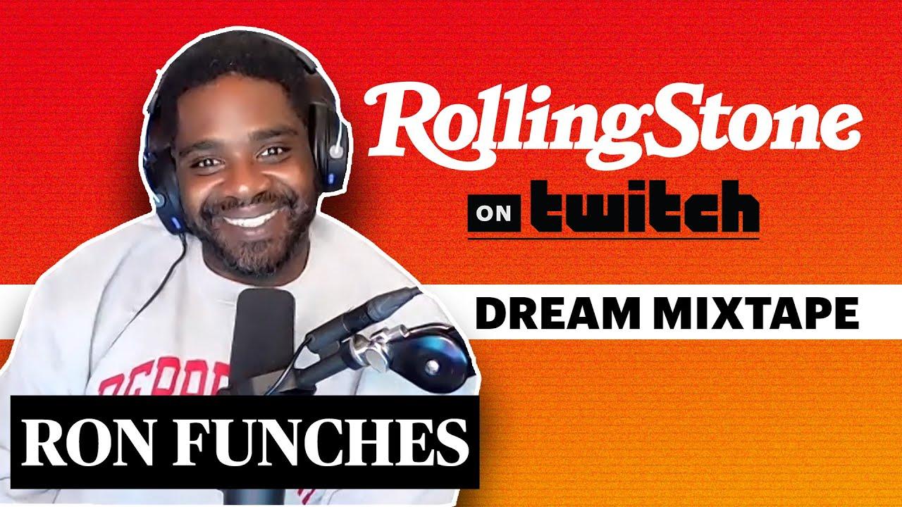 Ron Funches Creates His Dream Mixtape