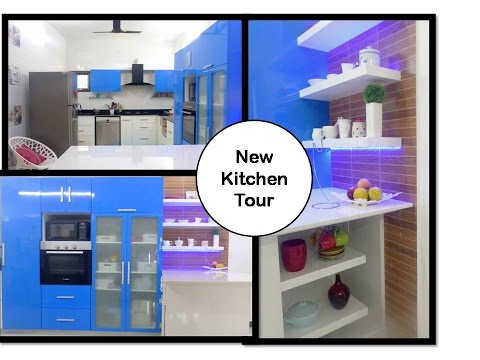 My new kitchen tour in Tamil | Dream kitchen designed by me | Deepstamilkitchen