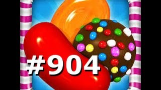 Candy Crush Saga - Level 904 - 3 stars - No Boosters