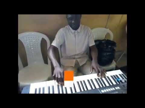 Full version of the African calypso makosa guitar rhythm done with keyboard 🎹 by Pastor Ogundele