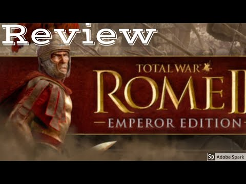 Total War: ROME II Emperor Edition Review