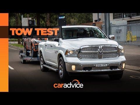 Ram 1500 Laramie Review: Tow Test