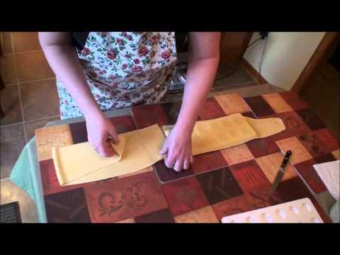 Making Ravioli from Scratch