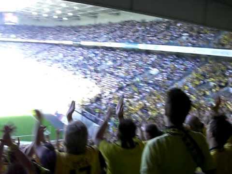 Ballspielverein Borussia aus Dortmund - in Gladbac
