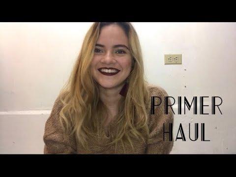Primer Haul - Natasha Morales