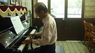 Bao giờ biết tương tư - Đệm hát Piano-Boston