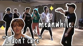 PT3 When Hobi switches to dance teacher mode