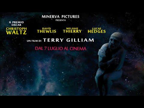 The Zero Theorem - Trailer Italiano - il 7 luglio al Cinema