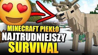POZNAJCIE MOJEGO NOWEGO PRZYJACIELA! - MINECRAFT PIEKŁO | Minecraft Challenge