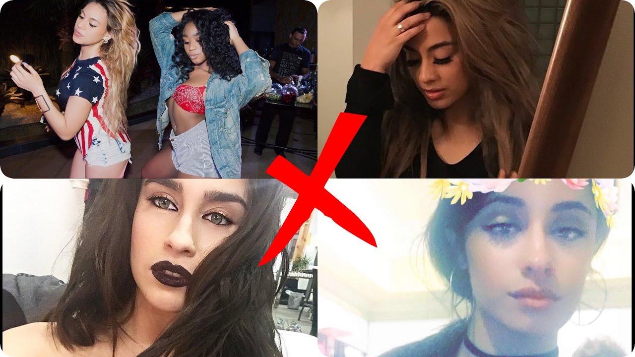 International women s day lauren jauregui fifth harmony camila cabello - Fifth Harmony X Camila Cabello Part Tres