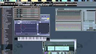 fl studio 10 dubstep tutorial sytrus