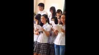 Nhật ký của mẹ-Sáng tác: Nguyễn Văn Chung-Trình bày: Lớp 12D8 Trường THPT Nguyễn Hiền