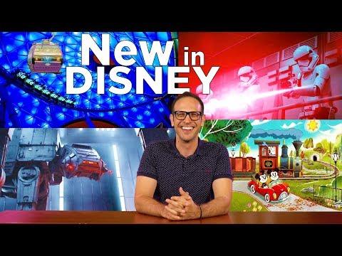 What's New At Disney World & Orlando 2020