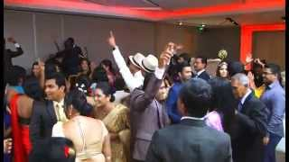 Charith's & Dilhara's Wedding - Wedding Dance Floor - 1