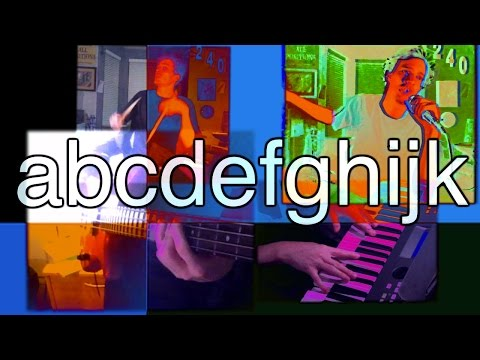 abcdefghijk (featuring bill wurtz band)