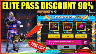 ELITE PASS DISCOUNT EVENT FULL DETAILS FREE FIRE || PRG GAMERS