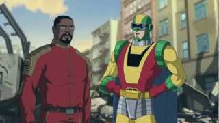 Ultimate Spider-Man Ep. 18 - Clip 1