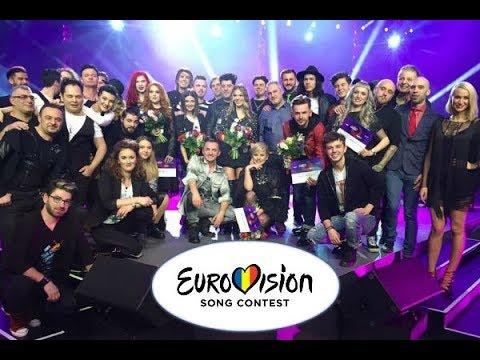 Eurovision 2017 | Romania Preselection |  Selectia Nationala 2017  | - MY TOP 15