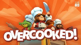 How Overcooked's Kitchens Force You to Communicate | Game Maker's Toolkit
