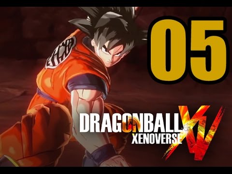 Dragon Ball XenoVerse Gameplay Walkthrough - Part 5: Great Ape Vegeta