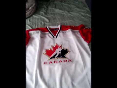 Another jersey review from dhgate..com Wayne grretzky team canda ... c685ad619