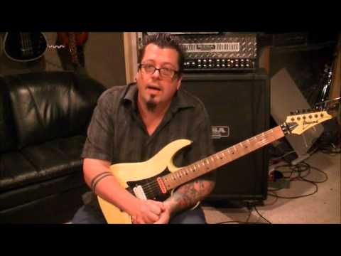 Night Ranger - Sister Christian - Guitar Lesson by Mike Gross