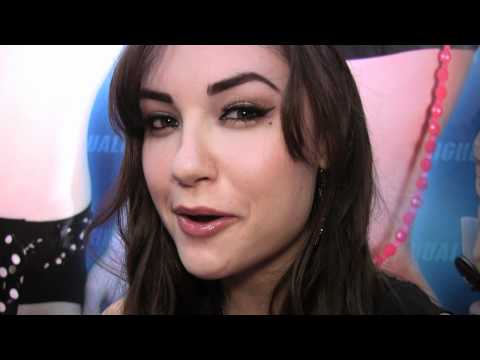 Sasha Grey, adult film superstar from YouTube · Duration:  8 minutes 35 seconds