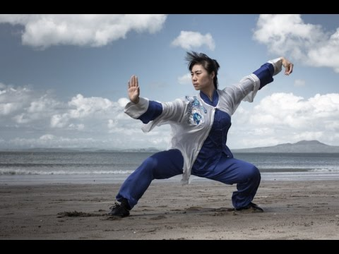 Sexy kungfu