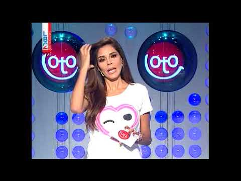 LOTO LIBANAIS - LBC LIVE DRAW 04.06.2018