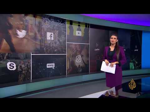 استهداف الحوثي لمنشآت شركة أرامكو النفطية شرقي المملكة يشعل مواقع التواصل الاجتماعي  - 08:53-2019 / 9 / 15