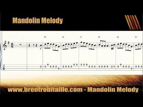 Mandolin Tab Guitar Chords Notes A Visit To Ireland Celtic Jig Youtube