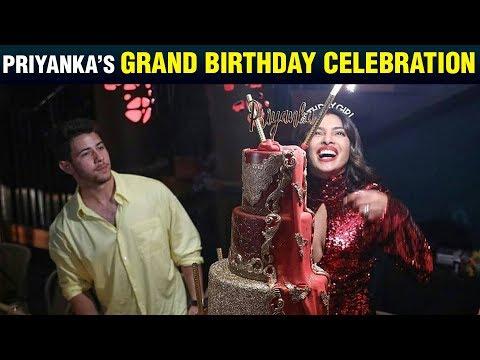 Priyanka Chopra Miami Birthday Party With Nick Jonas, Parineeti Chopra