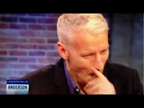 Anderson Cooper Opens Up About When He Used To Date Girls