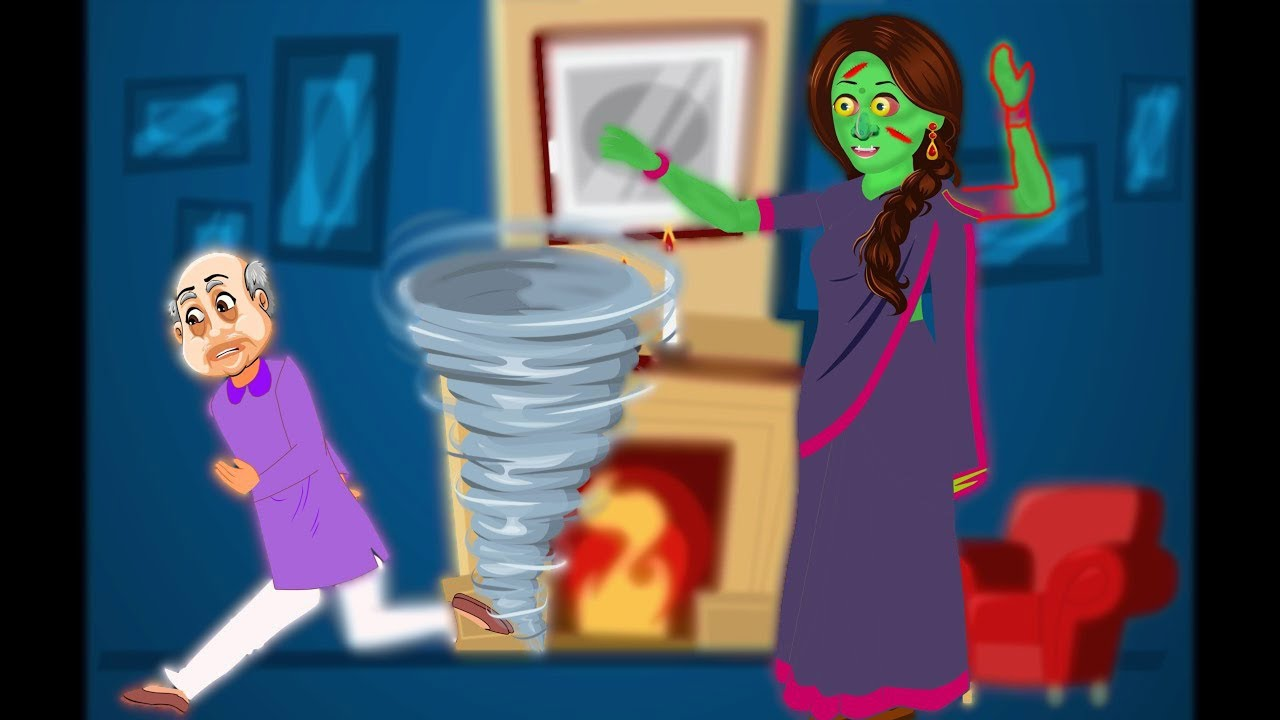 Download भूतिया दासी - Ghost Maid Hindi Story Part 1 | Horror Hindi Kahaniya | #HindiGhostStories