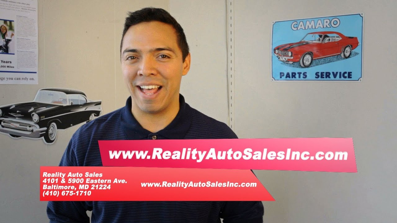 Reality Auto Sales >> Reality Auto Sales Commercial English Version