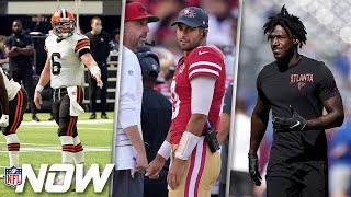 Latest NFL News Injury Updates, Exclusive Interivews, Game Previews, and More