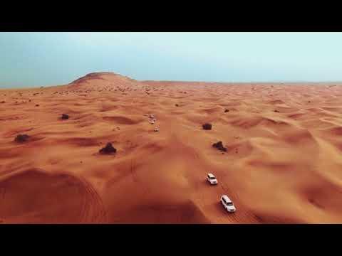 Arabian Private Adventure Desert Safari with BBQ dinner