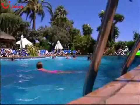 Hotel Palmasol In Benalmadena, Costa Del Sol, Spanje - Jetair