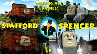 Calling All Engines! - Stafford and Spencer - UK - HD