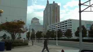 Atlantic City fall of TRUMP