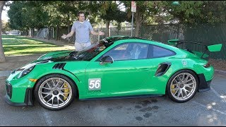 The Porsche 911 GT2RS Is the Craziest 911 Ever thumbnail